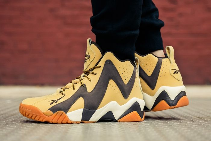 Reebok Kamikaze Wheat 1
