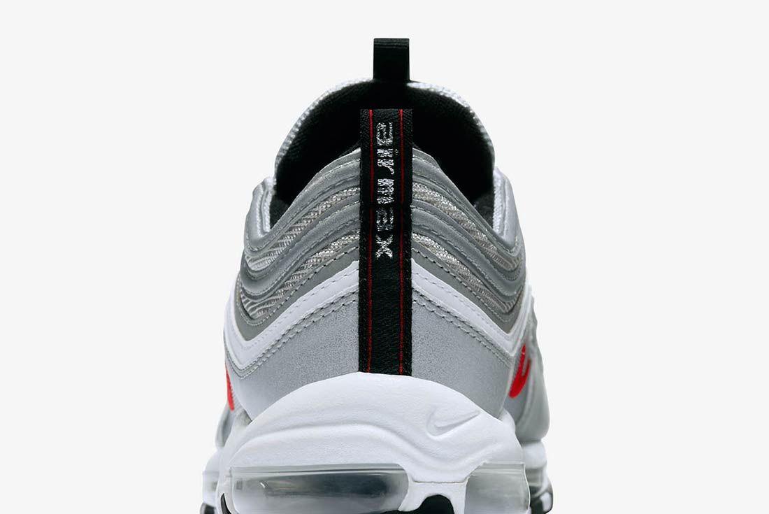 Nike Air Max 97 Silver Bullet 10