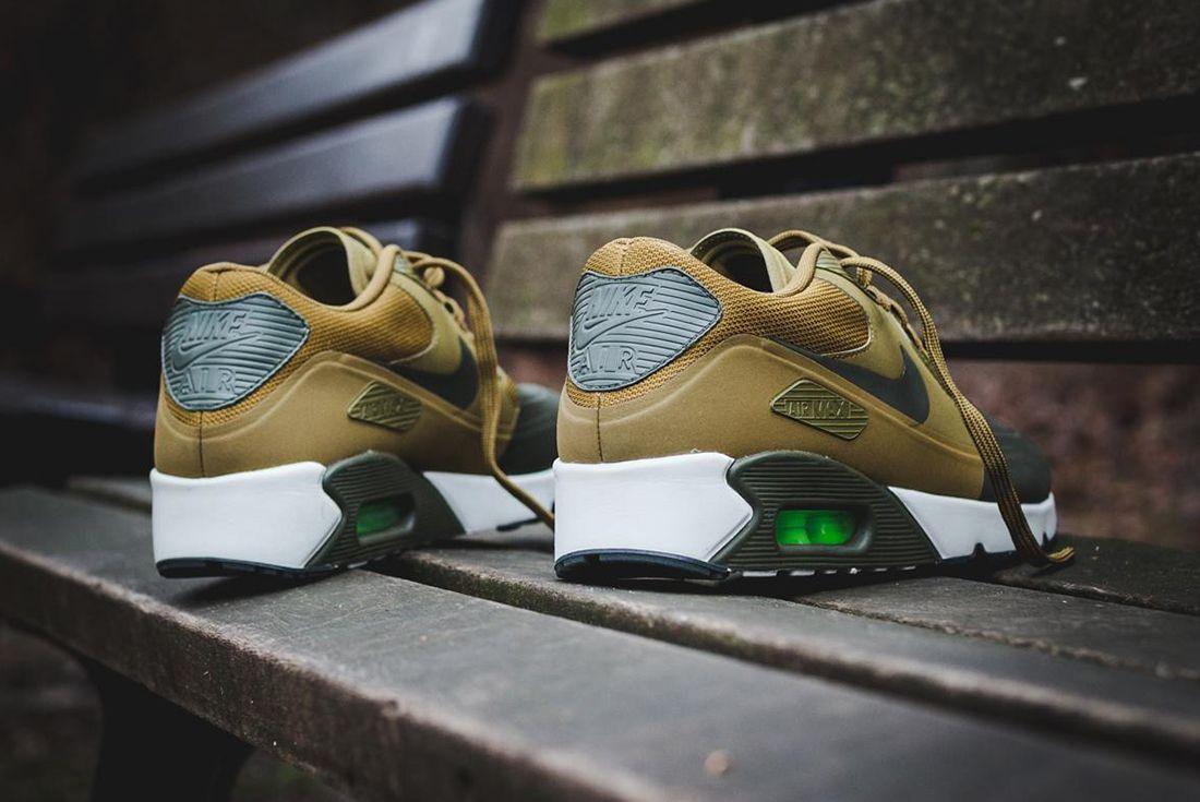 Nike Air Max 90 Ultra 2 0 Se Militia Green3