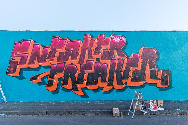 Interview Snkr Frkr Germany Talk Graff And Sneaks With Atom And Besser