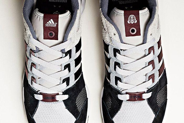 Footpatrol X Adidas Eqt Cushion 93 2