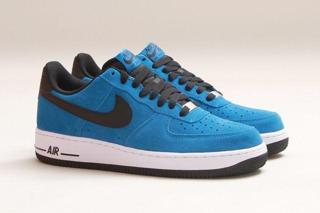 Nike Air Force 1 Military Blue Thumb
