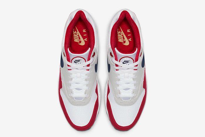 Nike Air Max 1 4Th Of July Cj4283 100 Top