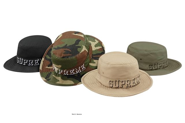 Supreme Ss15 Headwear Collection 22
