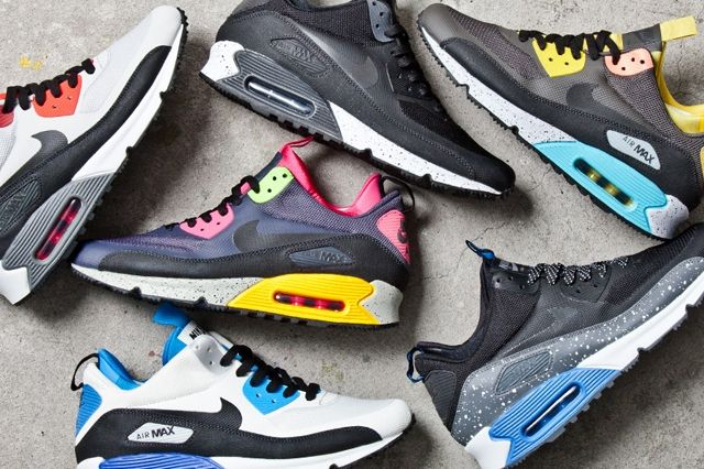 Nike Air Max 90 Mid Group 11