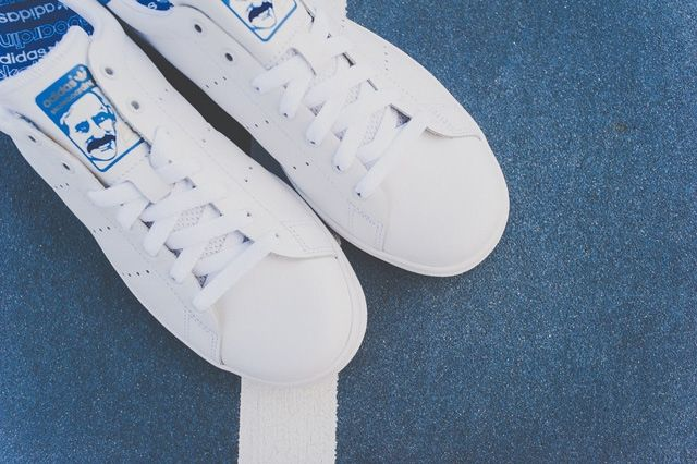 Adidas Stan Smith Vulc White Royal 4