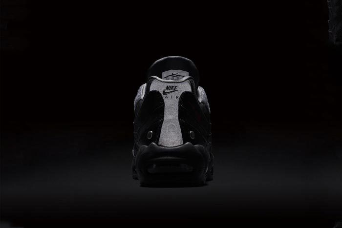 Nike Air Max 95 Black Grey Wool 2