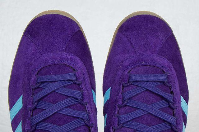 Adidas Originals Trimm Star Collegiate Purple Crystal Blue 1