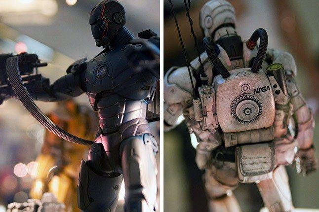 Hot Toys Iron Man 2 5 1