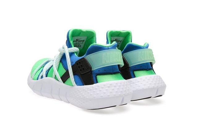 Nike Huarache Nm Scream Green Bumper 1