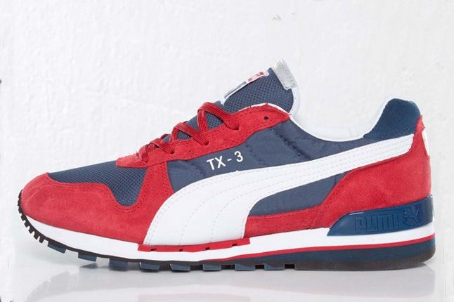Puma Tx 3 Red Profile 1