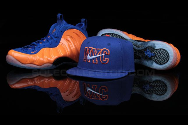 Spike Lee Foamposite Knicks 02 1