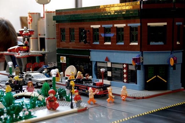 Back To The Future 2 Lego 11 1