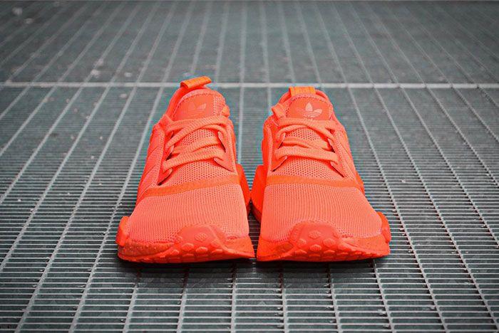 Adidas Nmd R1 Triple Red 6
