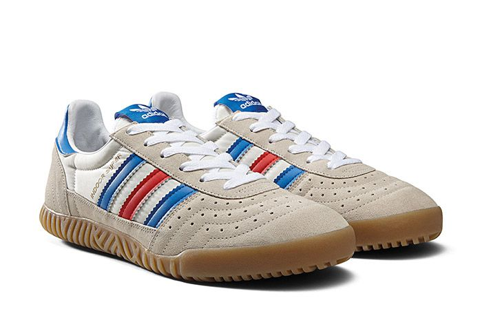 Adidas Spezial Indoor Super White Red Blue 1