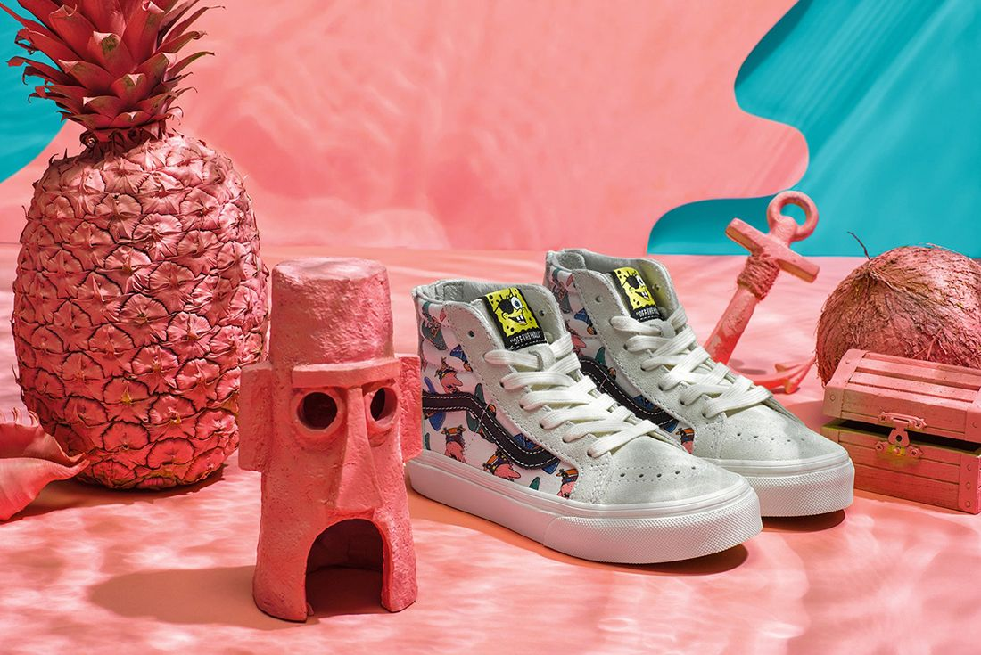 Vault By Vans X Spongebob Collab4