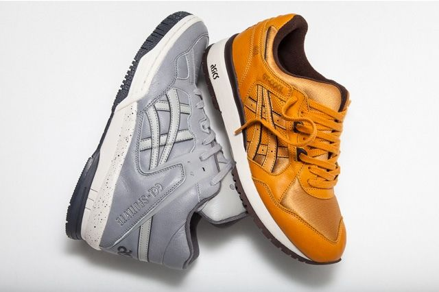 Asics Fall Winter 12 Preview Leather Pack 1