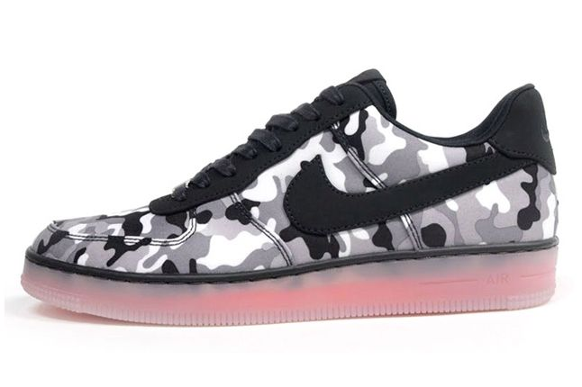 Nike Air Force Downtown Camo Profile 1