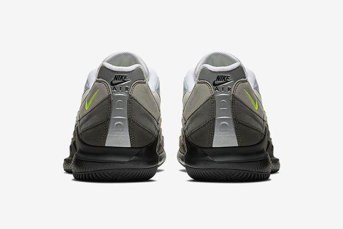 Nikecourt Vapor Rf X Air Max 95 5