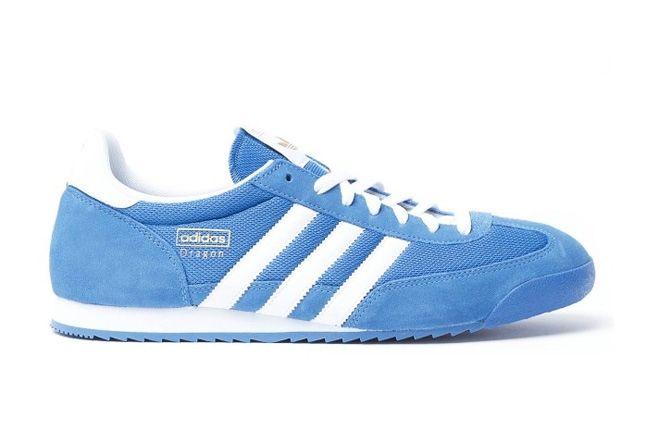 Adidas Dragon Pool Blue Profile 1