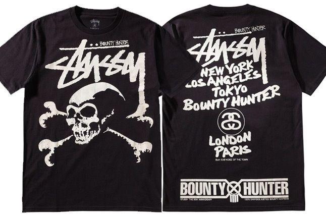 Stussy Xxx Bounty Hunter 1