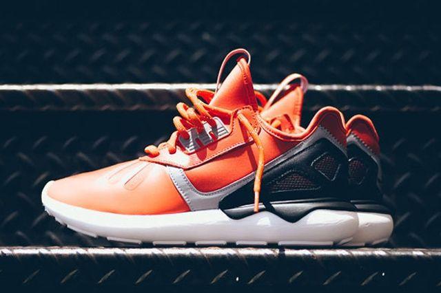 Adidas Tubular Orange Sf Giants Look 01