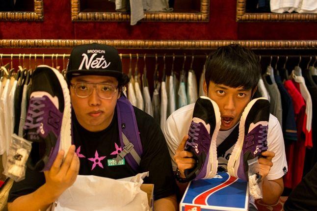 Sneaker Freaker X New Balance 998 Tassie Devil Limited Edt Launch Devil 2 Dope Boys 1