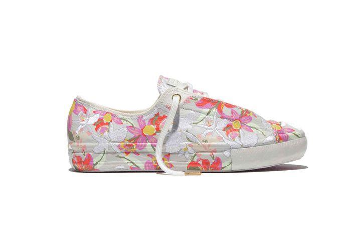 Pat Bo X Converse Floral Pack 5