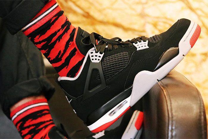Air Jordan 4 Bred Release Date 1