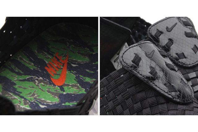 Nike Free Woven Atmos Exclusive Animal Camo Pack 151