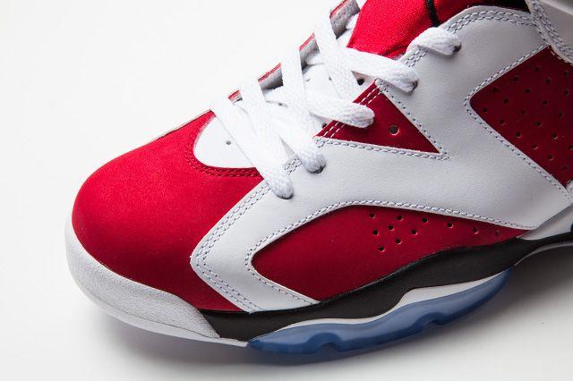 Air Jordan 6 Carmine 7