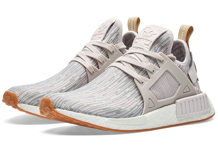 Adidas Nmd Xr1 New White Noise Colourways 1