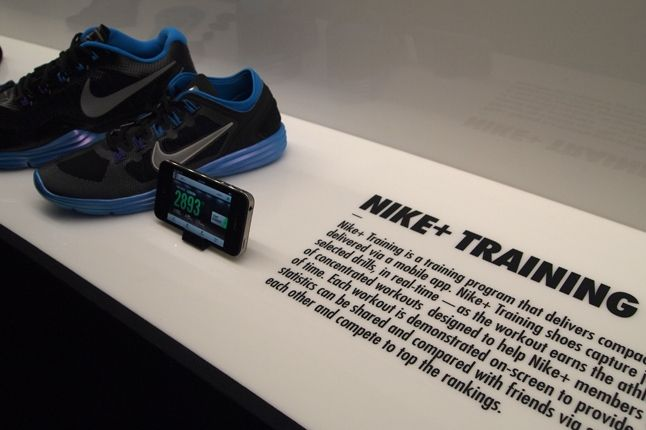 Nike Plus Training 1