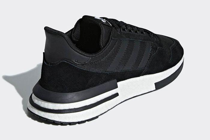 Adidas Zx500 Rm Black White 3