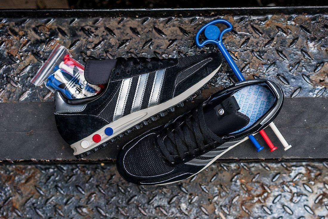 Adidas Consortium La Trainer Og Mig Black Silver12