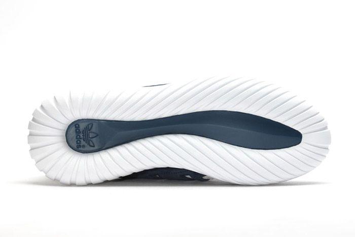 White Mountaineering Adidas Tubular Nova Navy Blue 1