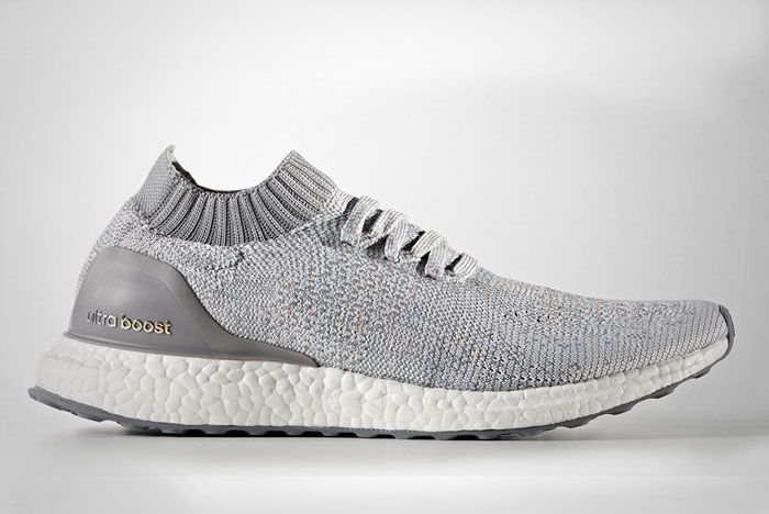 Adidas Ultra Boost Uncaged Light Grey With Color Bb4489 A