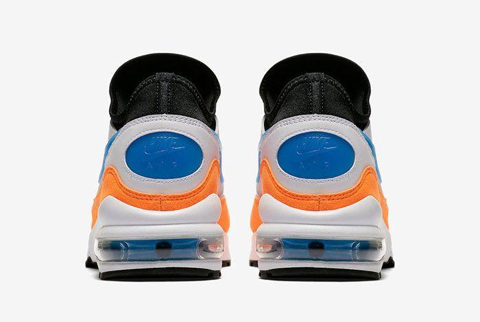 Nike Air Max 93 Nebula Blue 5