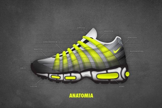 Nike Matt Stevens Airmax 95 Anatomia 1