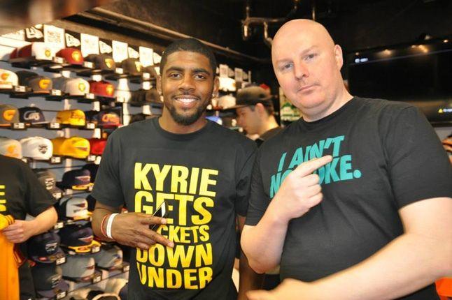 Six Kicks With Kyrie Irving 14 1