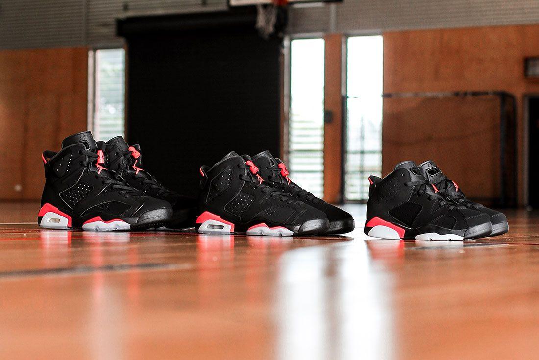 Air Jordan 6 Infrared Release 4