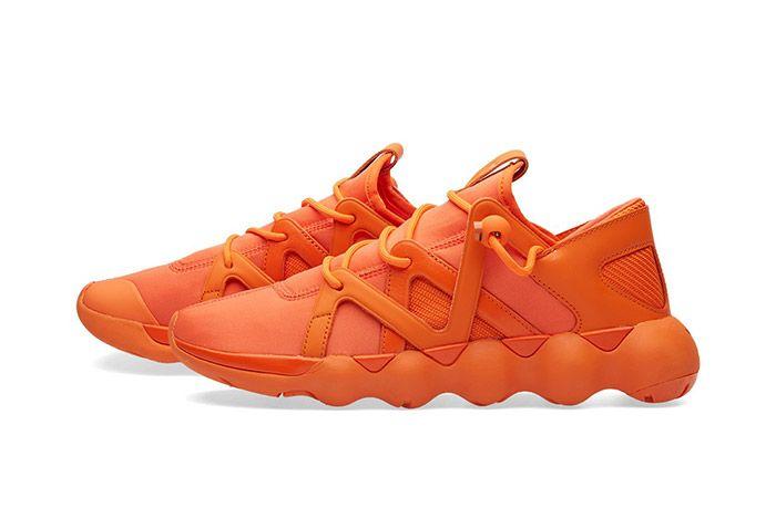 Adidas Y3 Kyujo Low Orange 4