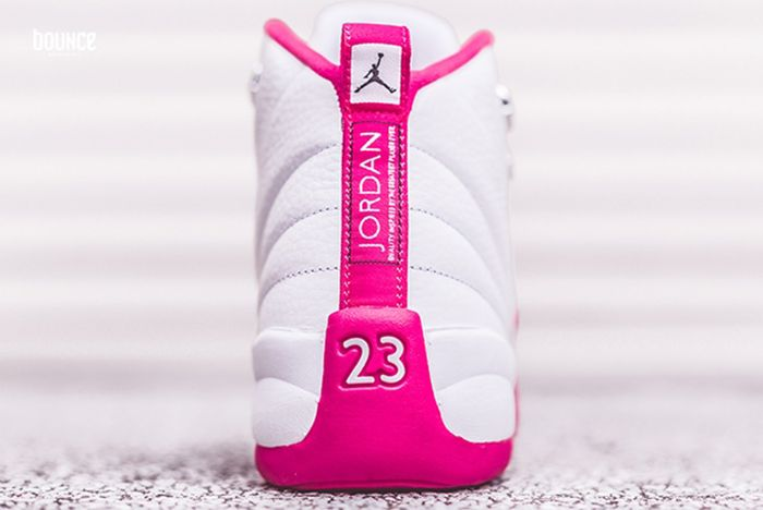 Air Jordan 12 Gs Valentines Day2