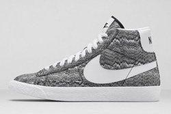 Nike Blazer Mid Marble Mesh Thumb