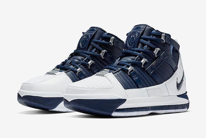 Nike Zoom Lebron 3 Official Images 3