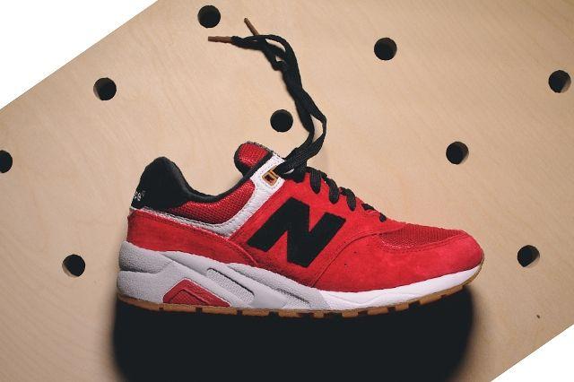 New Balance Mrt572 Blue Red 4