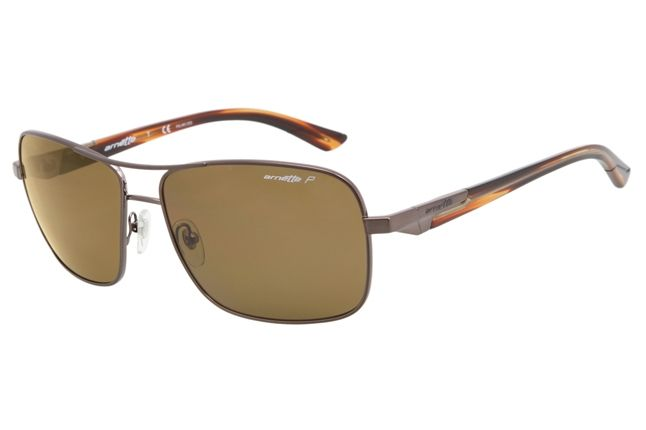 Stakeout Brushed Brown Havana Polar Brown An3062 608 83 1