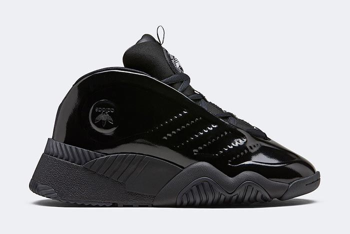 Alexander Wang Adidas Aw Futureshell Black Lateral Side Shot
