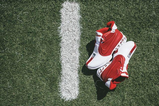 Nike Zoom Vick Ii Falcons 4