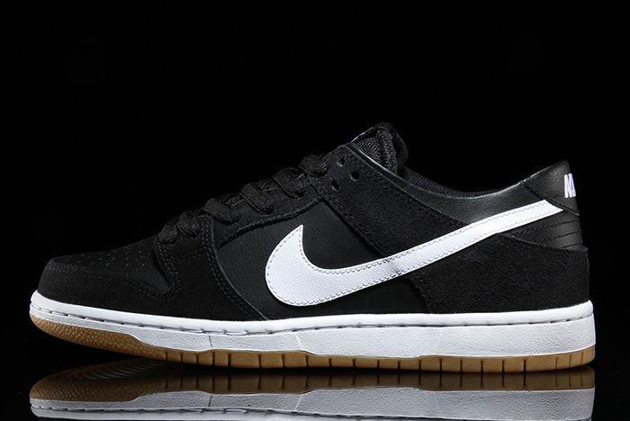 Nike Sb Dunk Low Black Gum